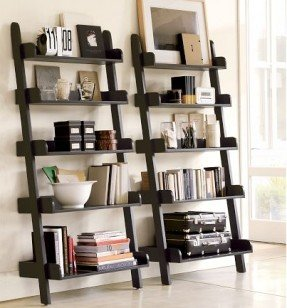 most bookcases and shelving units are big and bulky. not NUUPSWL