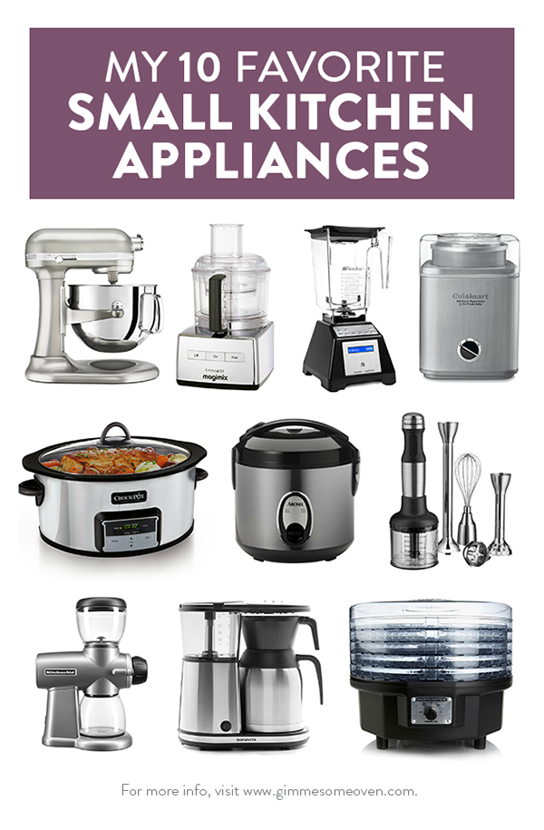 my 10 favorite small kitchen appliances LGLUFVA