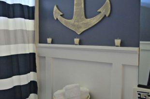 nautical bathroom decor HFAAZPV