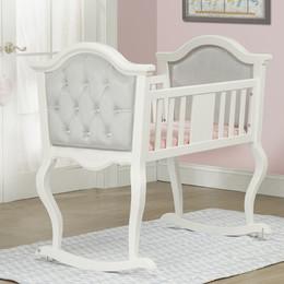 nursery furniture cradles u0026 bassinets. nursery storage HRAOUDC