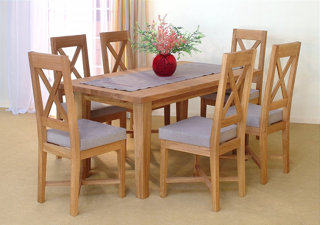 oak dining sets alfred smith collection - penzance oak dining set CPKSUTR
