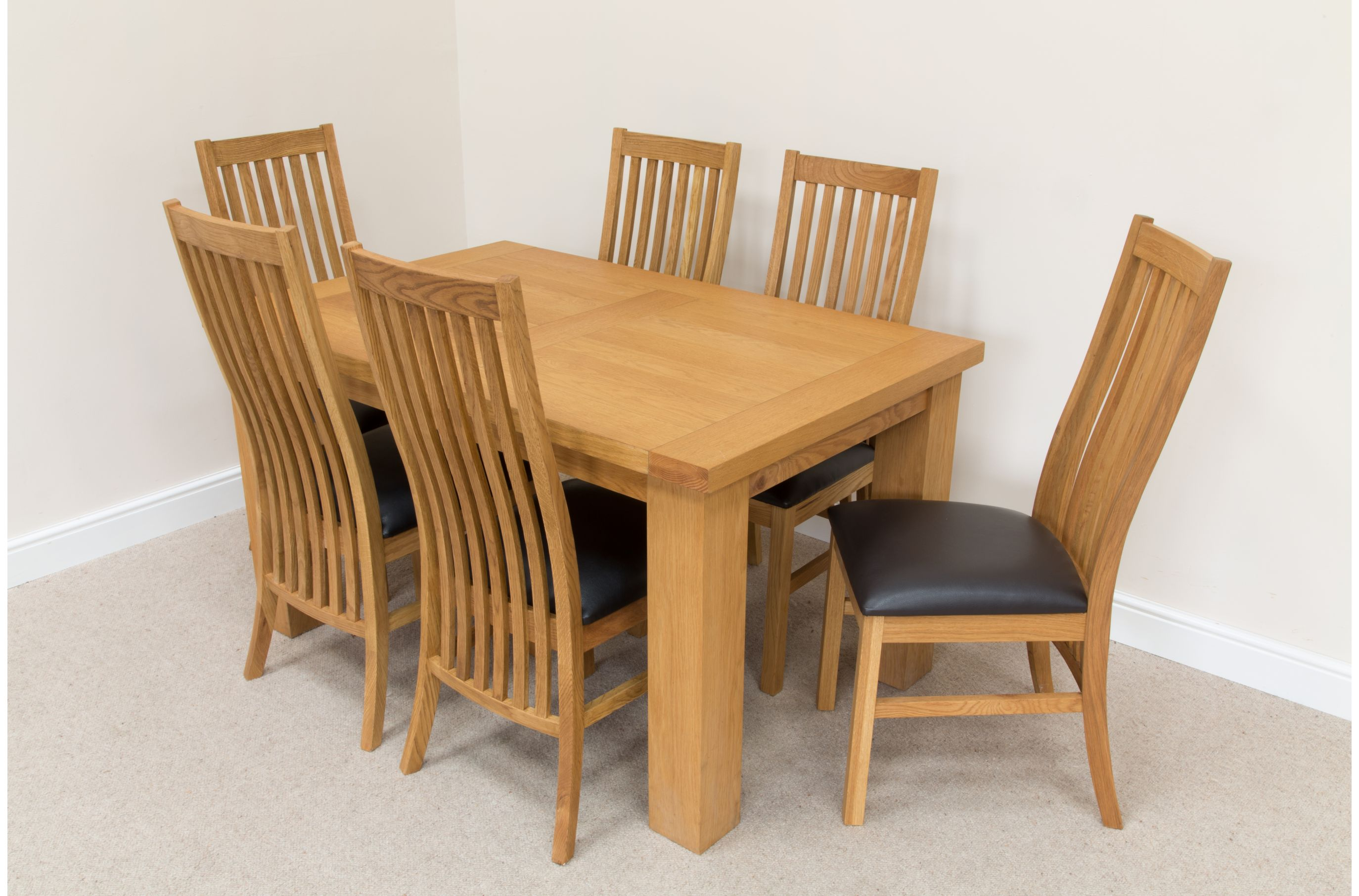 oak dining sets oak dining table and chairs uk home extending 8 interior design: full size ZSFXCZU