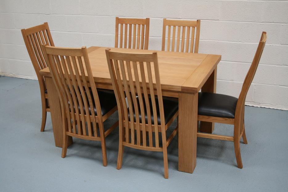 oak table and chairs stunning small oak dining room table and chairs impressive EZPLZOY