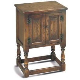 old charm furniture 1582 wood bros old charm pedestal cabinet XZFFQUK