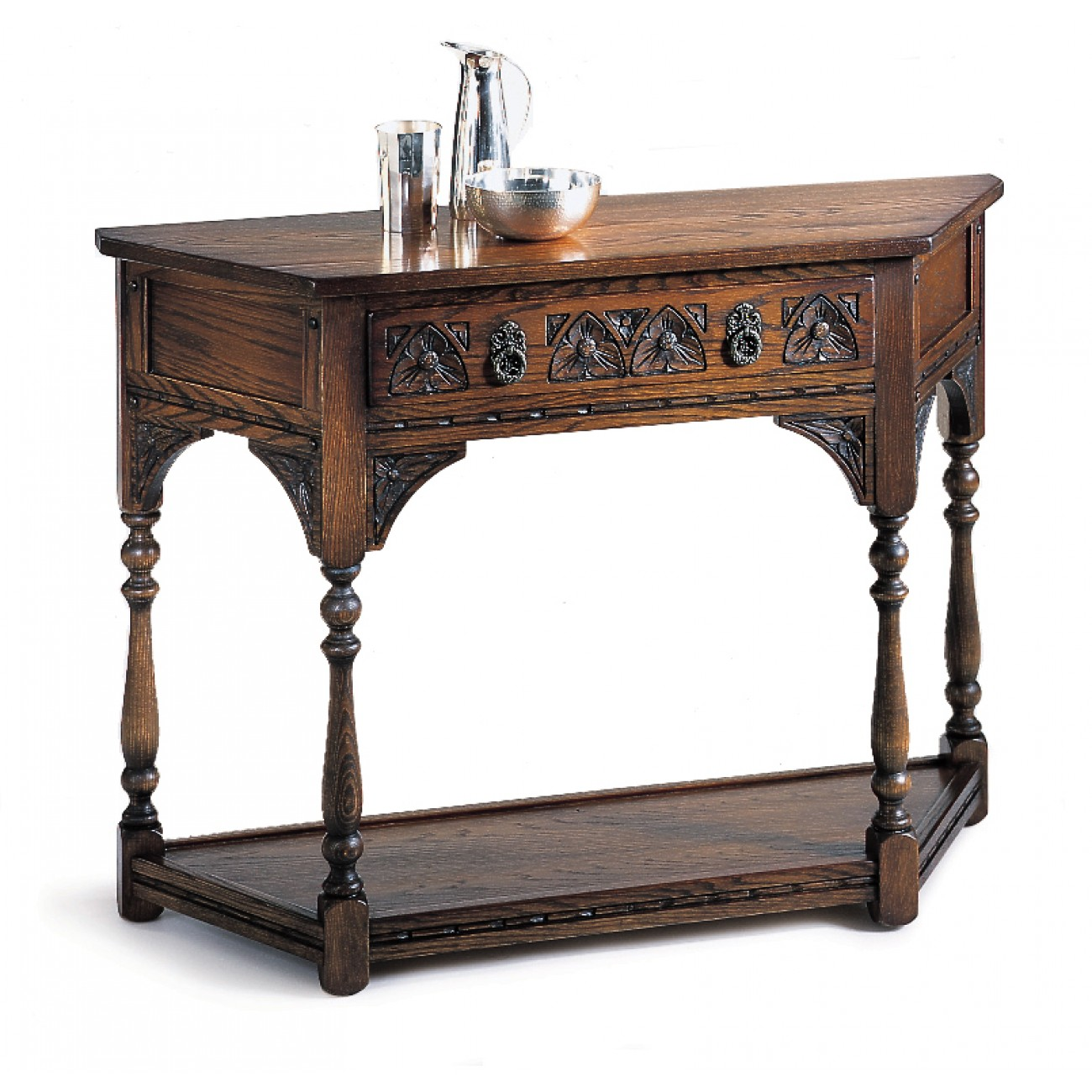 old charm furniture old charm occasional furniture 2379 canted console table u003cpu003eu003cspan style- HCFXJZR