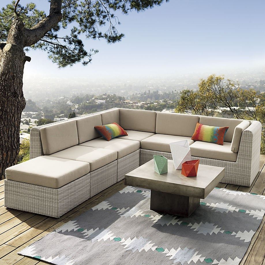 outdoor carpets view in gallery geometric outdoor rug from cb2 RURKSQV