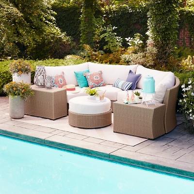 outdoor cushions belvedere cushions; heatherstone cushions; smith u0026 hawken premium cushions  ... IHOXFUU