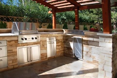 outdoor kitchen plans arcadia design group - centennial, co CAFWHBR