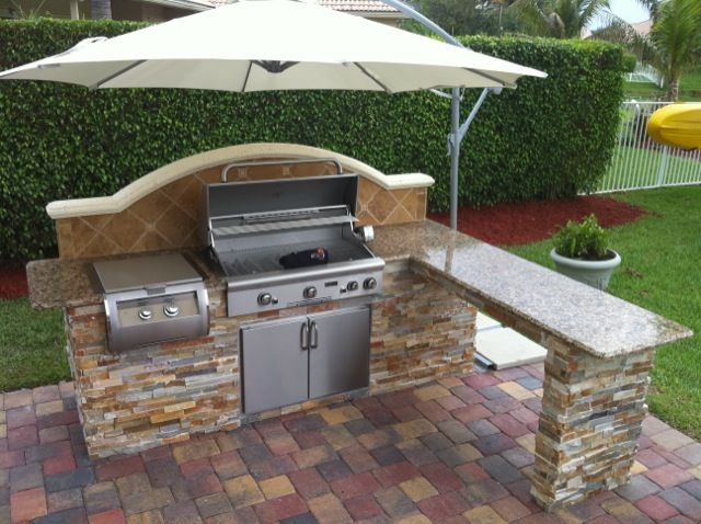 outdoor kitchens 18 outdoor kitchen ideas for backyards LRBOUJQ