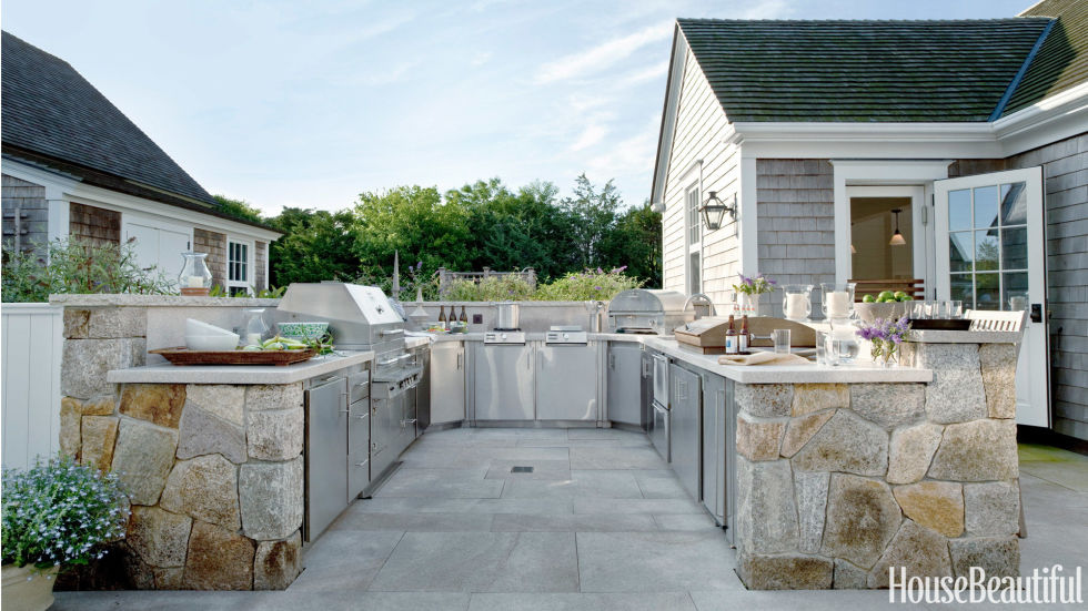 outdoor kitchens 20 outdoor kitchen design ideas and pictures ZTEKNJN