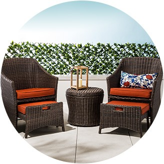 outdoor patio furniture sets dining sets · conversation sets · small-space patio furniture ... NCMUSCH