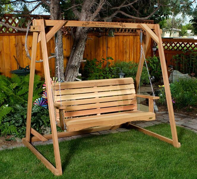 outdoor swings country porch swing EMRUTFJ