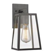 Outdoor wall lights brill 1-light outdoor wall lantern ZUOZJLN