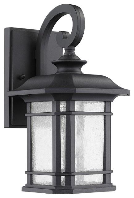 Outdoor wall lights chloe lighting, inc. - zayden wall sconce, black - outdoor wall lights and AVQBHAA