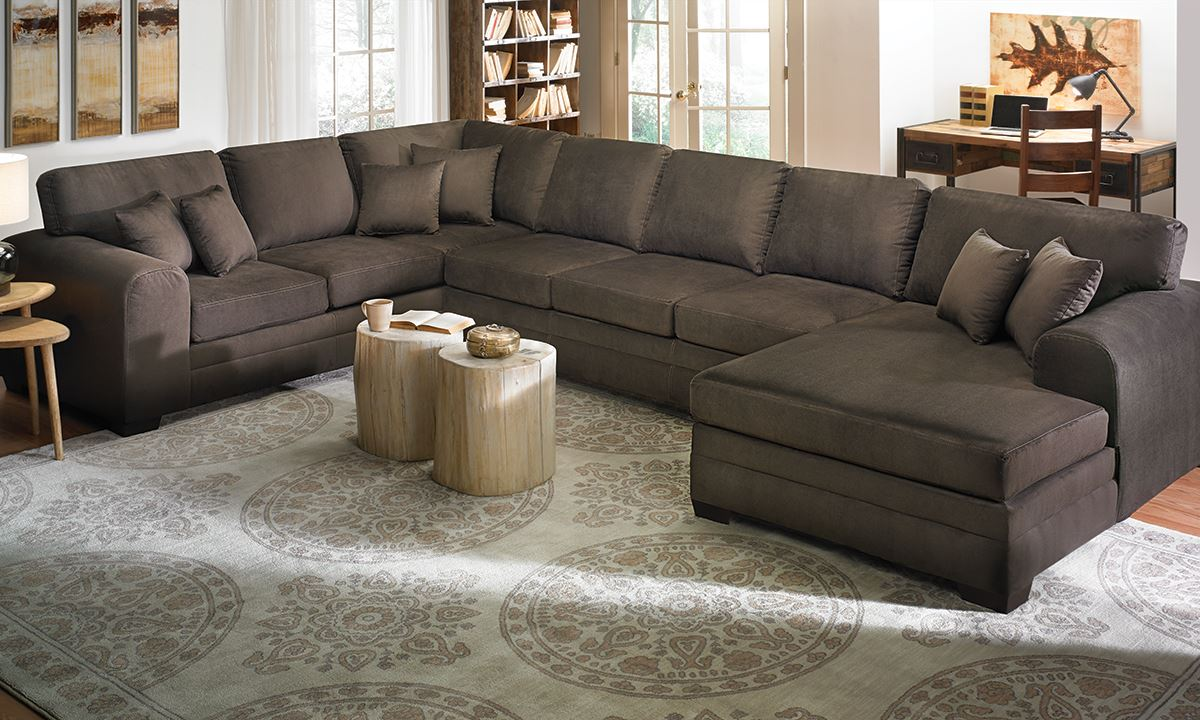 oversized sofa picture of sophia oversized chaise sectional sofa JPBHXHA