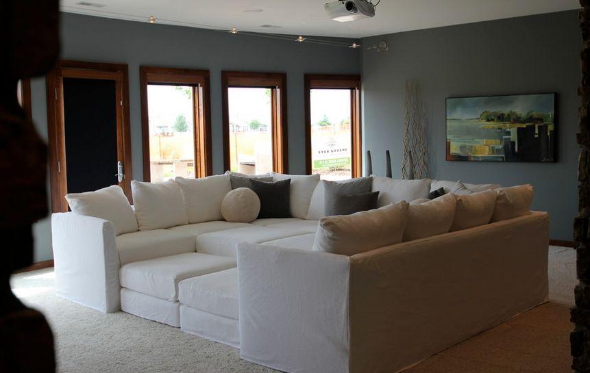 oversized sofa view in gallery MMGDZQW