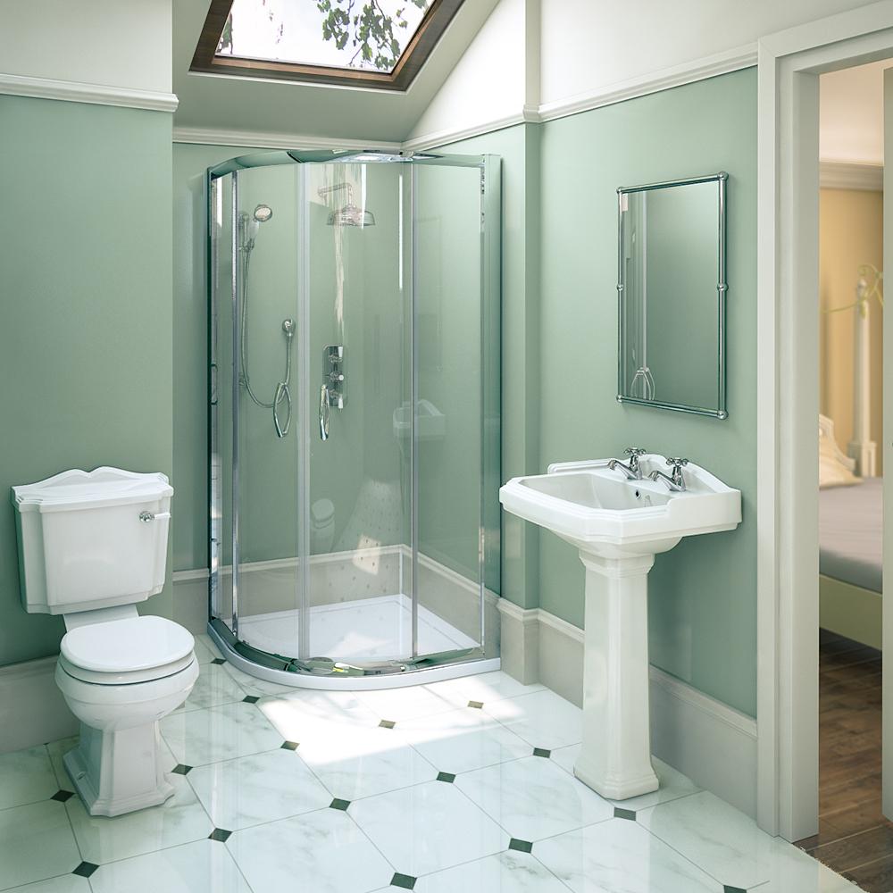oxford traditional en suite bathroom suite medium image JWTYTXU