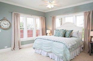 paint colors for bedrooms fixer upper paint colors: joannau0027s 5 favorites OCIRZND