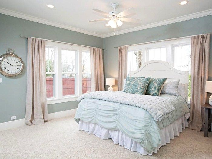 Paint colors for bedrooms – how to decide