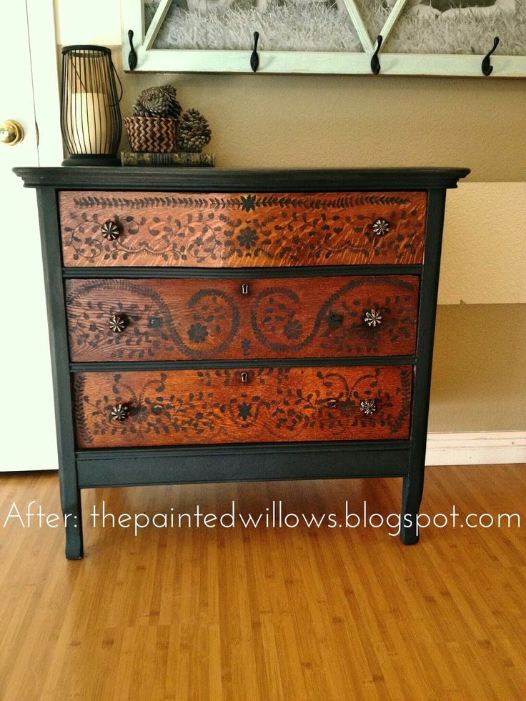 painted furniture ideas furniture gallery: tons of before and after diy furniture redo ideas  including SMJIKSP