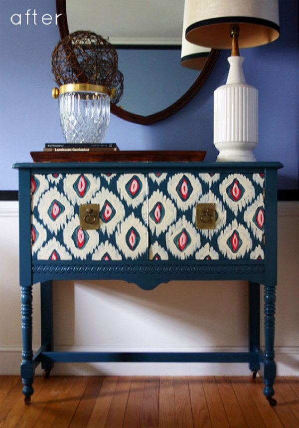 painted furniture ideas hand painted dresser, MNZLQPW