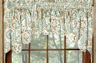 paisley prism duchess window valances EHAACIN