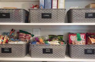Pantry storage 16 small pantry organization ideas AOSUOLK