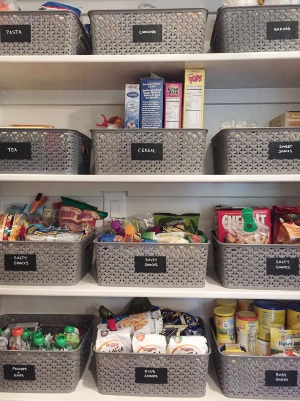 Pantry storage: for a modern kitchen