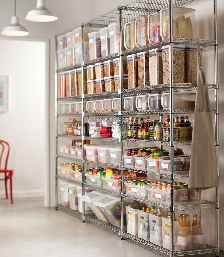 Pantry storage best 25+ pantry storage ideas on pinterest QSDICAZ