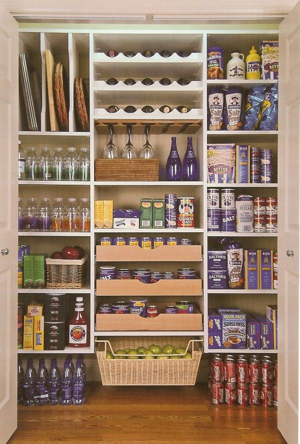 Pantry storage essential elements to design walk in kitchen pantry ideas JOBIPZN