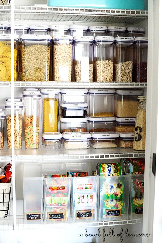 pantry storage love all the details in this pantry via a bowl full of lemons AXONZVB