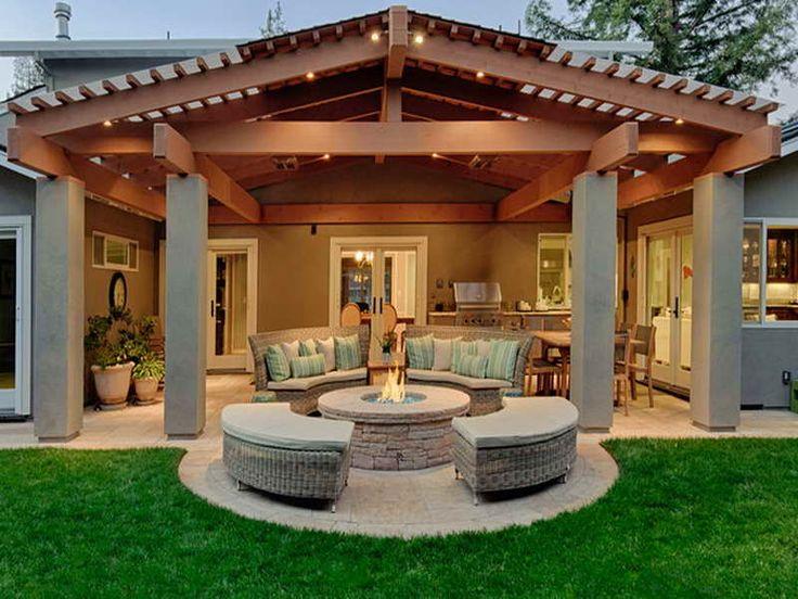 patio cover ideas 31 backyard patio design ideas GTZGKOX
