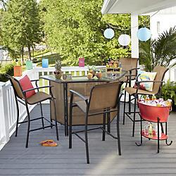 patio furniture sets bar sets SLOZCFT
