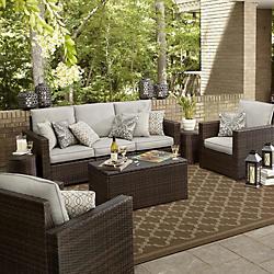 patio furniture sets casual seating sets RUHAXIL