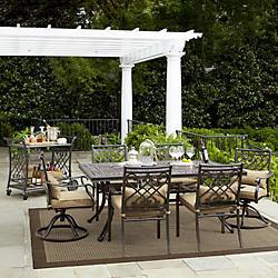 patio furniture sets dining sets QVRQZRK