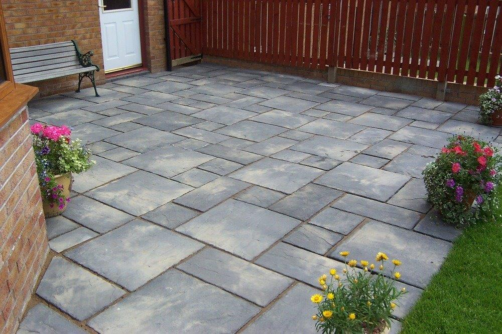 paving slabs - comes in different forms QYYXEGA