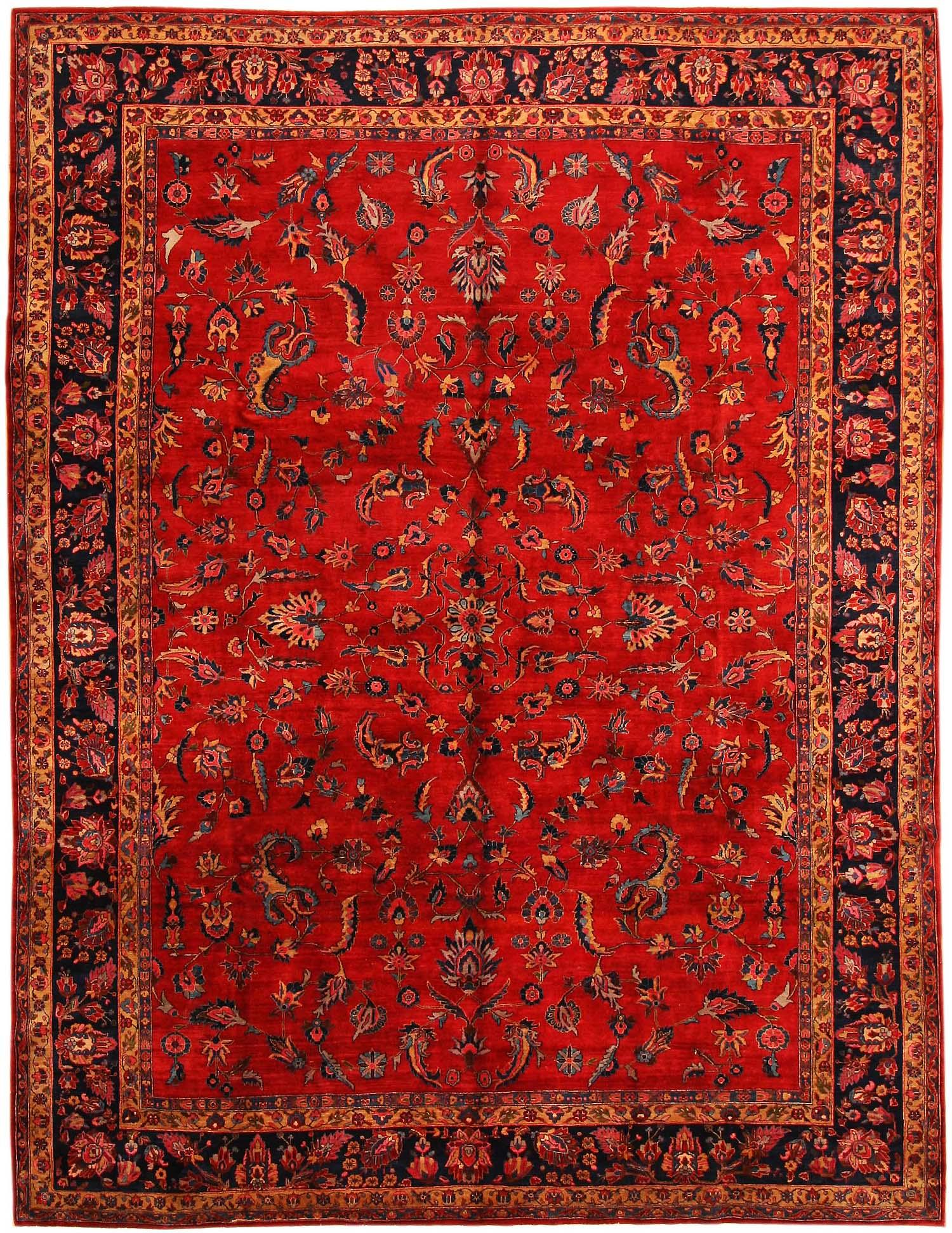 persian carpet antique sarouk persian rug 43524 by nazmiyal RTWBPYW