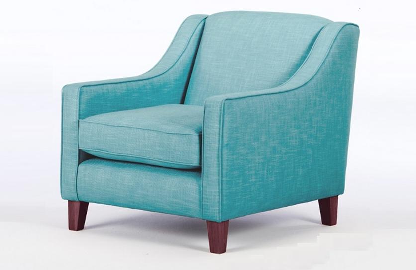 personal space: that blue chair - casper blog BXZLVXA