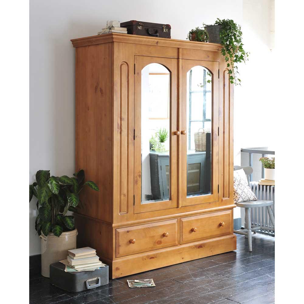 Shop online for pine wardrobe