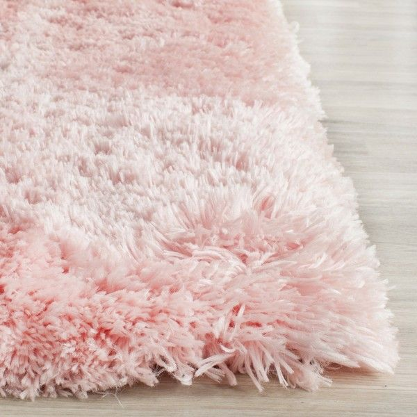 Decorate your princess room with pink rug