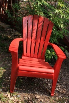 plastic patio chairs how to repaint plastic lawn chairs and furniture XTJSQJT