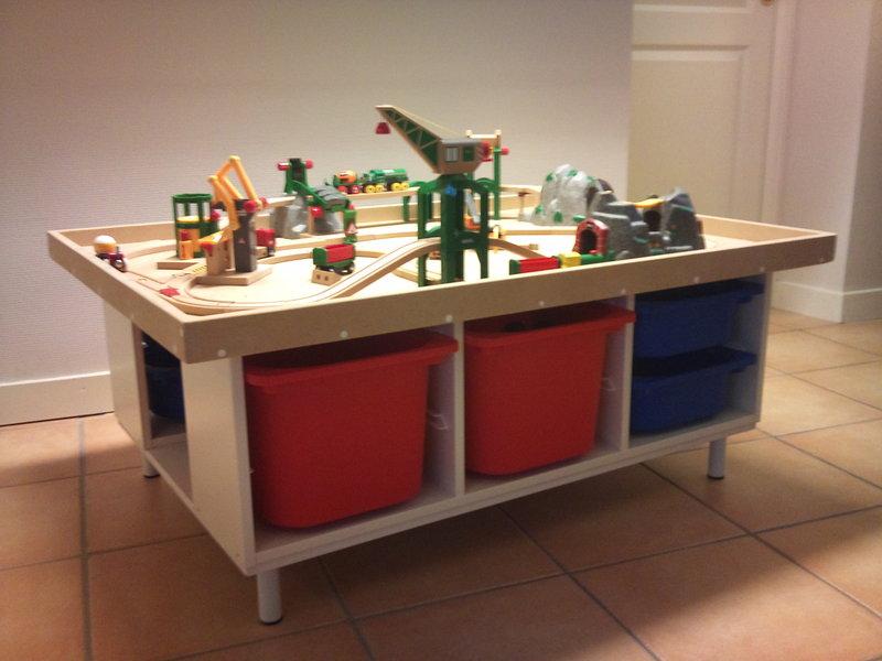 play table trofast play-table IIKJITM
