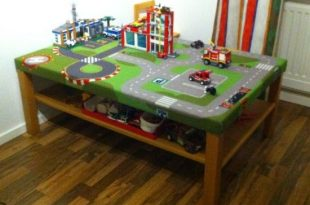 play table with play mat LJANCHC