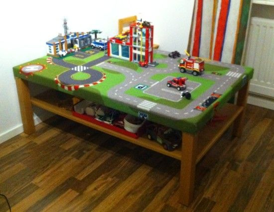 Buy a fun zone play table for your kids