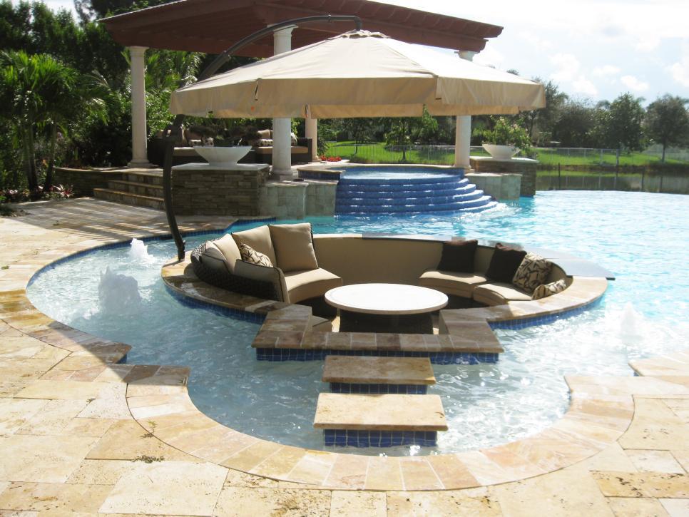 pool designs dreamy pool design ideas   hgtv UNVOHOO