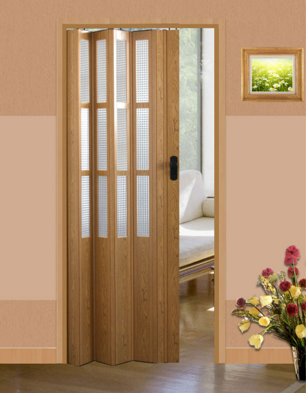 pvc folding door - buy folding door,pvc bathroom door,plastic folding door  product JQKSEBV