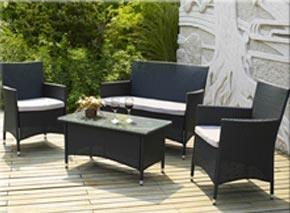 rattan effect garden furniture rattan garden furniture QEKKBIH