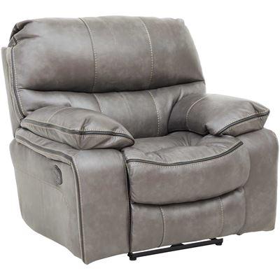 recliner chairs camden steel power recliner DTWFAJE