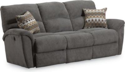 recliner sofas grand torino double reclining sofa VXIBBWE
