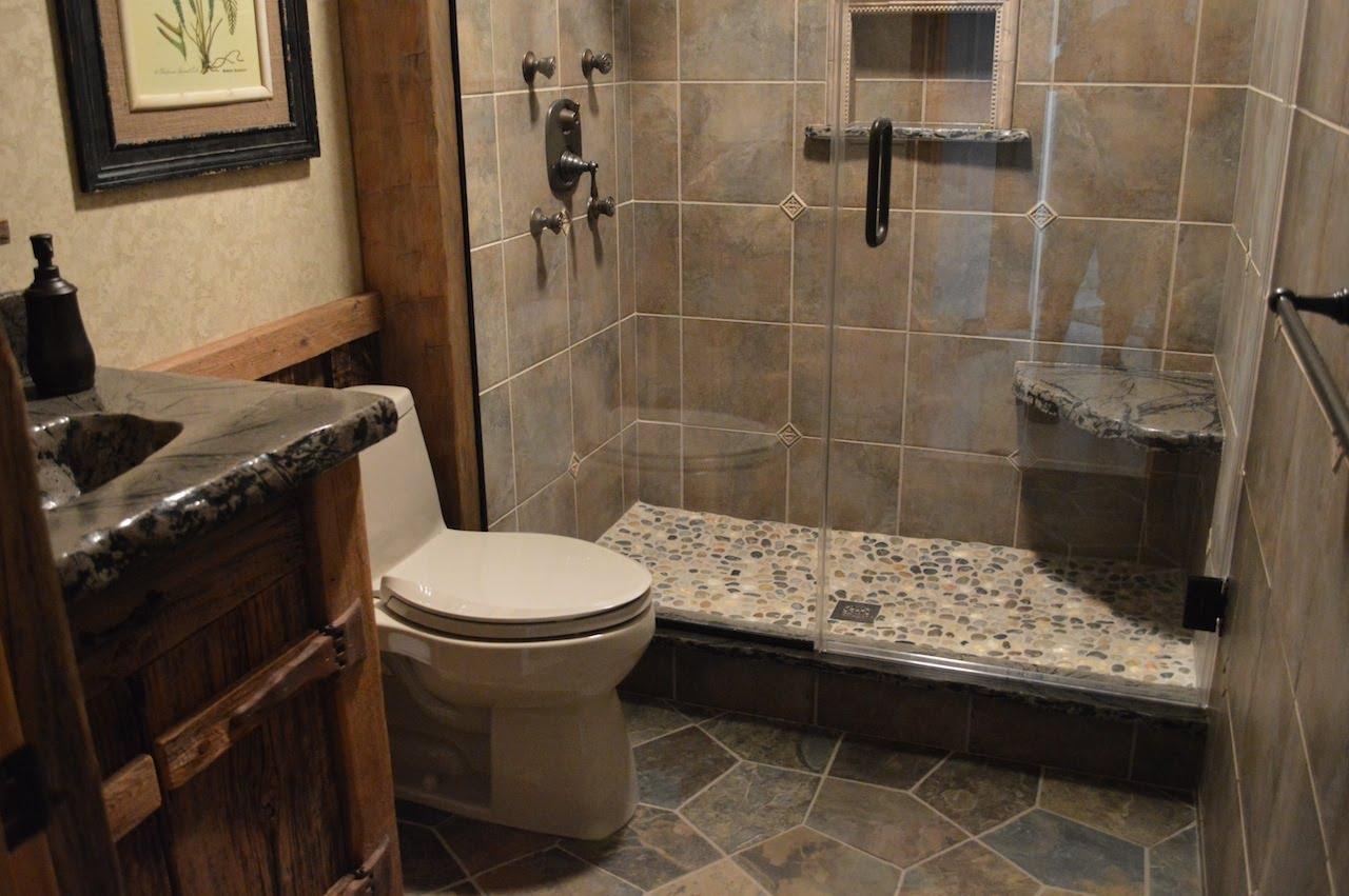 remodel bathroom bathroom remodeling with barnwood - youtube RJNAUHJ
